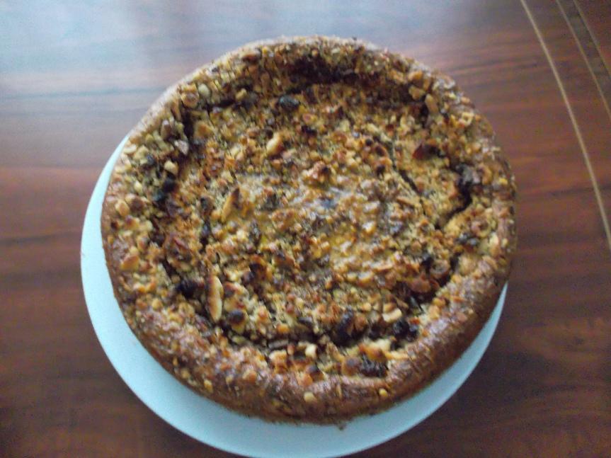 Tarta Hogareña